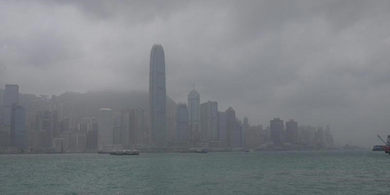 Hong Kong Air Pollution Alert!