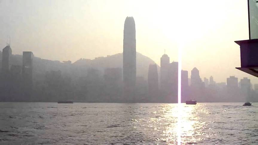 How Bad is Hong Kong's Air Pollution Problem?