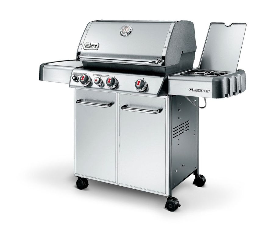 Grill Review: Weber Genesis S-330