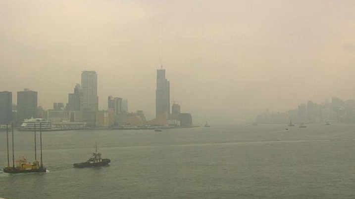 There is still work to be done to clean up Hong Kong's air