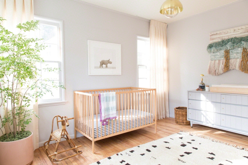 HOW TO GET CLEAN AIR FOR YOUR NURSERY